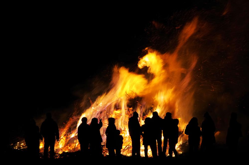 Walpurgis Night bonfire 104