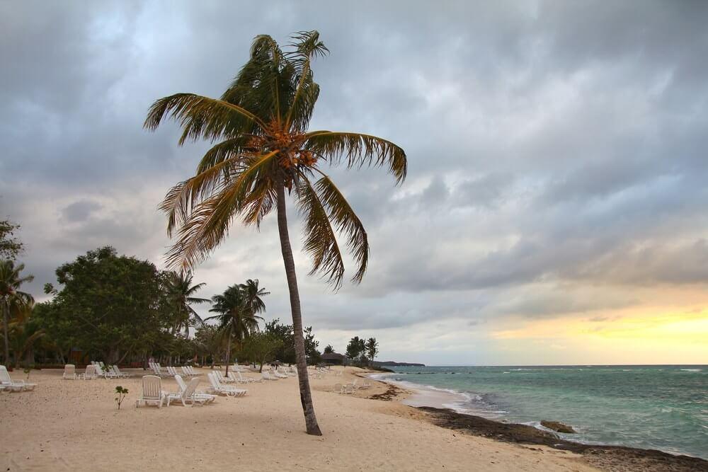 Cuba - Guardalavaca beach