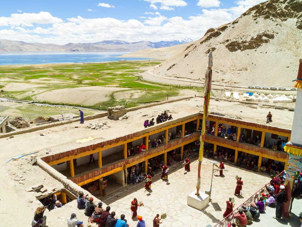 Korzok Monastery, India