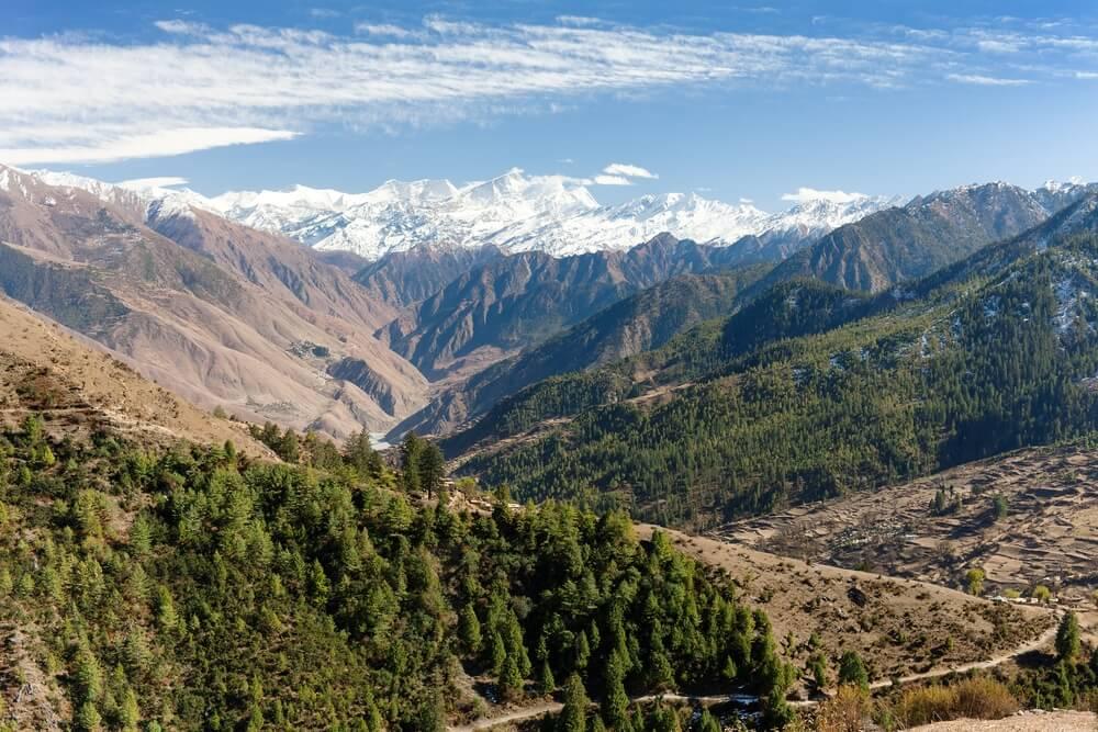 Lower Dolpo, Western Nepal