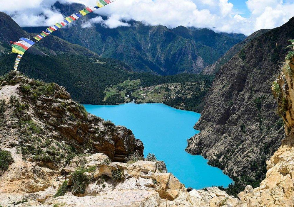 Phoksundo Lake